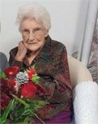 Edna Violet Silliker  2019 avis de deces  NecroCanada