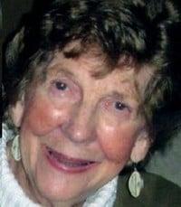 Audrey Doreen June Cass Thompson  October 14 1924 –