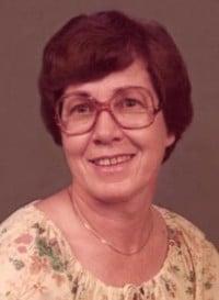 Jeannette Cormier  19342019 avis de deces  NecroCanada