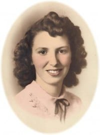 Mary Jean Green  19262019 avis de deces  NecroCanada