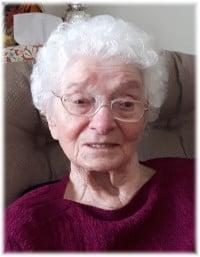 Rose Plischke Baker  May 23 1918  December 22 2018 avis de deces  NecroCanada