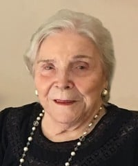 Rosina Faoro  September 19 1925  December 22 2018 avis de deces  NecroCanada