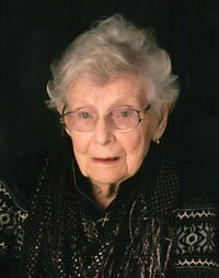 Marjorie Eileene Tubbs Pearce  June 20 1921  January 2 2019 (age 97) avis de deces  NecroCanada