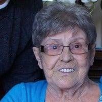 Mary Lavina Brake nee Parsons  May 1 1935  January 3 2019 avis de deces  NecroCanada