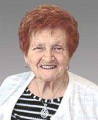 Jeannine Gareau nee Masse  1928  2018 (90 ans) avis de deces  NecroCanada