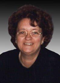 Mme Nicole BOISVERT  Décédée le 04 janvier 2019