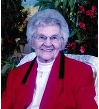 Pauline VeZINA Nee Leblanc  19252018 avis de deces  NecroCanada