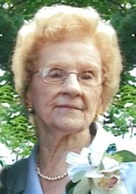 Ruth Goessaert  July 29 1921  December 30 2018 avis de deces  NecroCanada