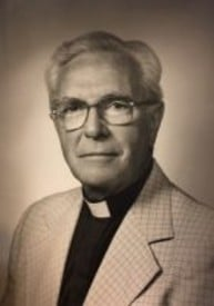 the Reverend Canon Kenneth Reginald Cowan  March 23 1917  December 31 2018 avis de deces  NecroCanada