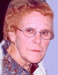 Jeannette Doiron  19372019 avis de deces  NecroCanada
