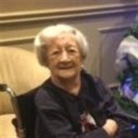 Mary Bethune  January 4 2019 avis de deces  NecroCanada