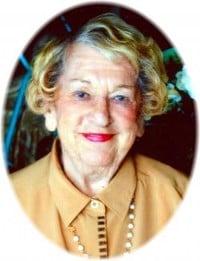 Adele Marie Thellab McAdoo  19242019 avis de deces  NecroCanada