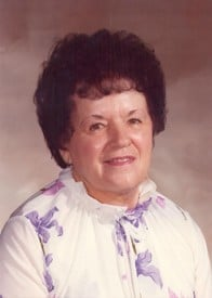 Dorothy Anning  2019 avis de deces  NecroCanada