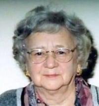 GOUPIL Geraldine  1925  2018 avis de deces  NecroCanada