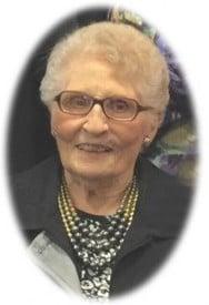 Joyce Laura Wright  19292019 avis de deces  NecroCanada