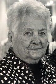 Muriel Black Nee Dow  1925  2019 avis de deces  NecroCanada