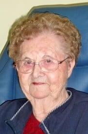 Marie-Rose HARVEY 1920-2019 avis de deces  NecroCanada