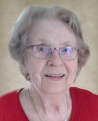Adrienne Fortin Lagrange  1924  2018 (94 ans) avis de deces  NecroCanada