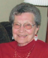 Edith May Cook Mayne  July 3 1920  January 6 2019 (age 98) avis de deces  NecroCanada