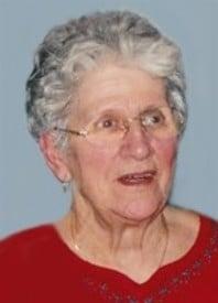 Gisele Legault Crevier  1922  2018 (96 ans) avis de deces  NecroCanada