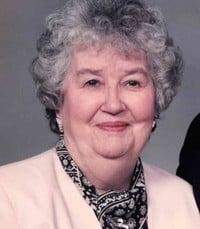 June Lillian Gobeil Ward  January 23 1928 –