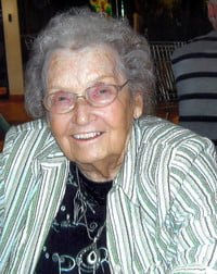 Lorraine Smithson  January 21 1920  January 9 2019 (age 98) avis de deces  NecroCanada