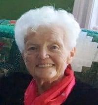 Mary Adelaide Leahy  19312019 avis de deces  NecroCanada