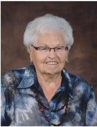 Mme Fernande Roux Beliveau 1918-2019 avis de deces  NecroCanada