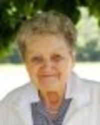 Mme Gilberte Leblanc nee Neveu 1922-2019 avis de deces  NecroCanada