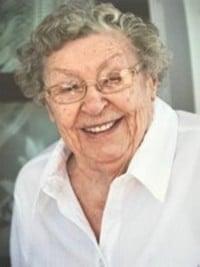 Noella Duval Clement  1923  2019 ( ans) avis de deces  NecroCanada