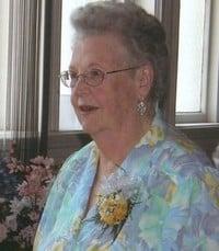 Ruth Irene Pitman  July 2 1922 –
