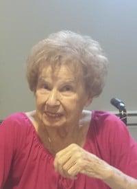 Therese Leveille  2019 avis de deces  NecroCanada