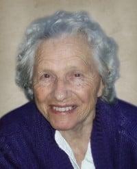 Georgette Gaudreault Morissette  1932  2019 (86 ans) avis de deces  NecroCanada