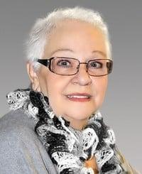 Lise Martin dit Ricard Fontaine  1944  2019 avis de deces  NecroCanada