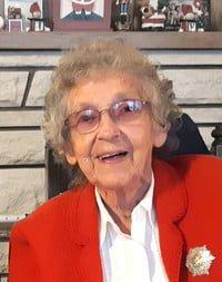 Loretta Mary Findlay nee Boivin  July 16 1922  January 7 2019 avis de deces  NecroCanada