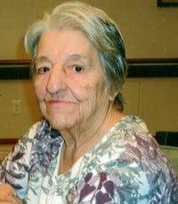 Mary Elizabeth Muise  January 12 1934 –