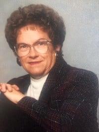 Shirley Murchie  2019 avis de deces  NecroCanada