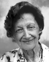 Cecile Patenaude nee Serres 1921-2019 avis de deces  NecroCanada