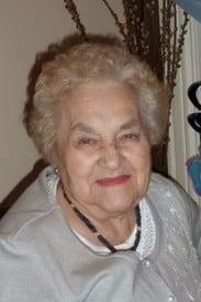Dora Burdick nee Dardano  15 mai 1926