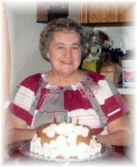 Olga Nahnybida  October 3 1925  January 10 2019 (age 93) avis de deces  NecroCanada