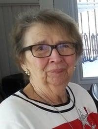 Fernande Leblanc  1941  2018 avis de deces  NecroCanada