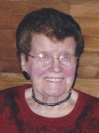 Jeanne Lafond  2019 avis de deces  NecroCanada