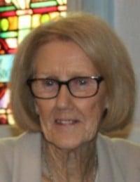 Mary Geraldine Boots MacKinnon  March 1 1931  January 12 2019 avis de deces  NecroCanada