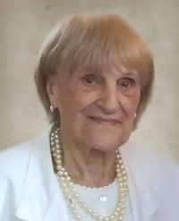 Carmelle Dorval Bourbeau  1924  2019 (94 ans) avis de deces  NecroCanada