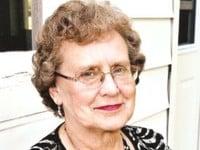 Mabel Henderson  Jan 12 2019 avis de deces  NecroCanada
