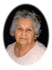 Alice Mary Frigon  January 14th 2019 avis de deces  NecroCanada