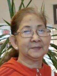 Conchita Ocampo  2019 avis de deces  NecroCanada
