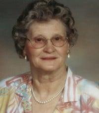 Dorothy Rose Brodhagen  2019 avis de deces  NecroCanada