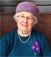 Mme Florence Langlois 1934-2019 avis de deces  NecroCanada