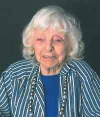 Elsie Mae Mitchell McMacken  March 11 1917  January 1 2019 (age 101) avis de deces  NecroCanada